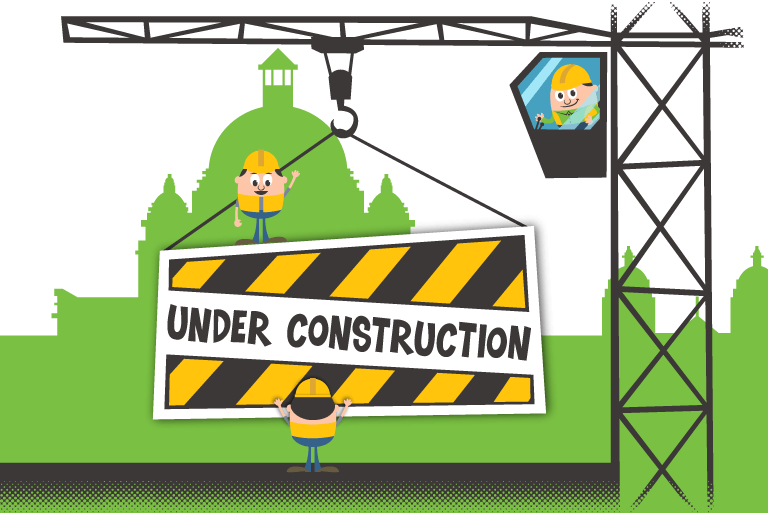 BGC Merchandise Page Under Construction