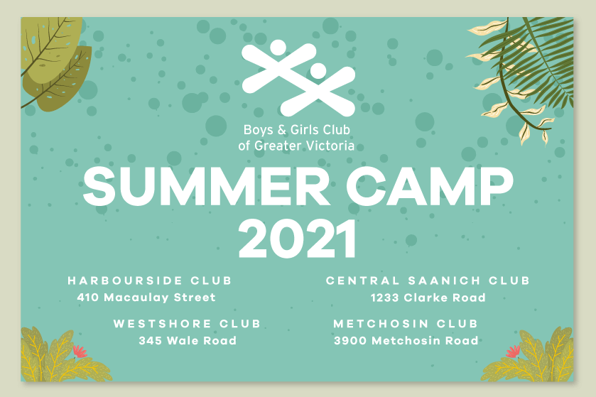 BGCVIC Summer Camp 2021