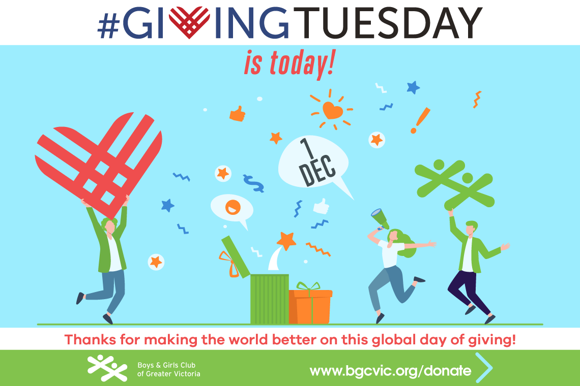 Join the Global Movement GIVING TUESDAY